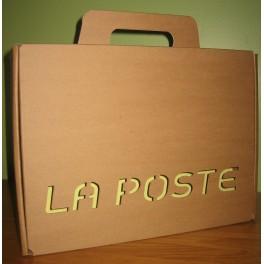 Porte documents carton - Valisette Carton